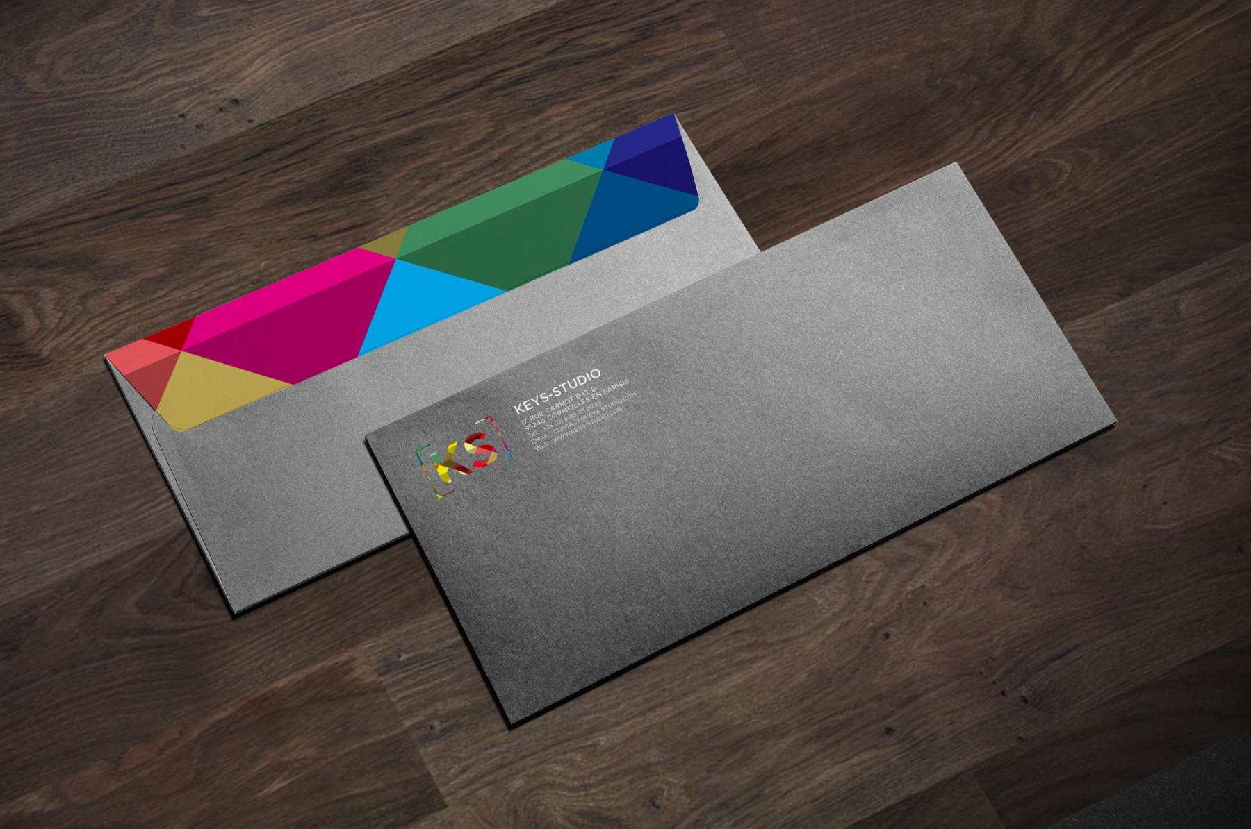 Design pour papeterie, Keys-Studio