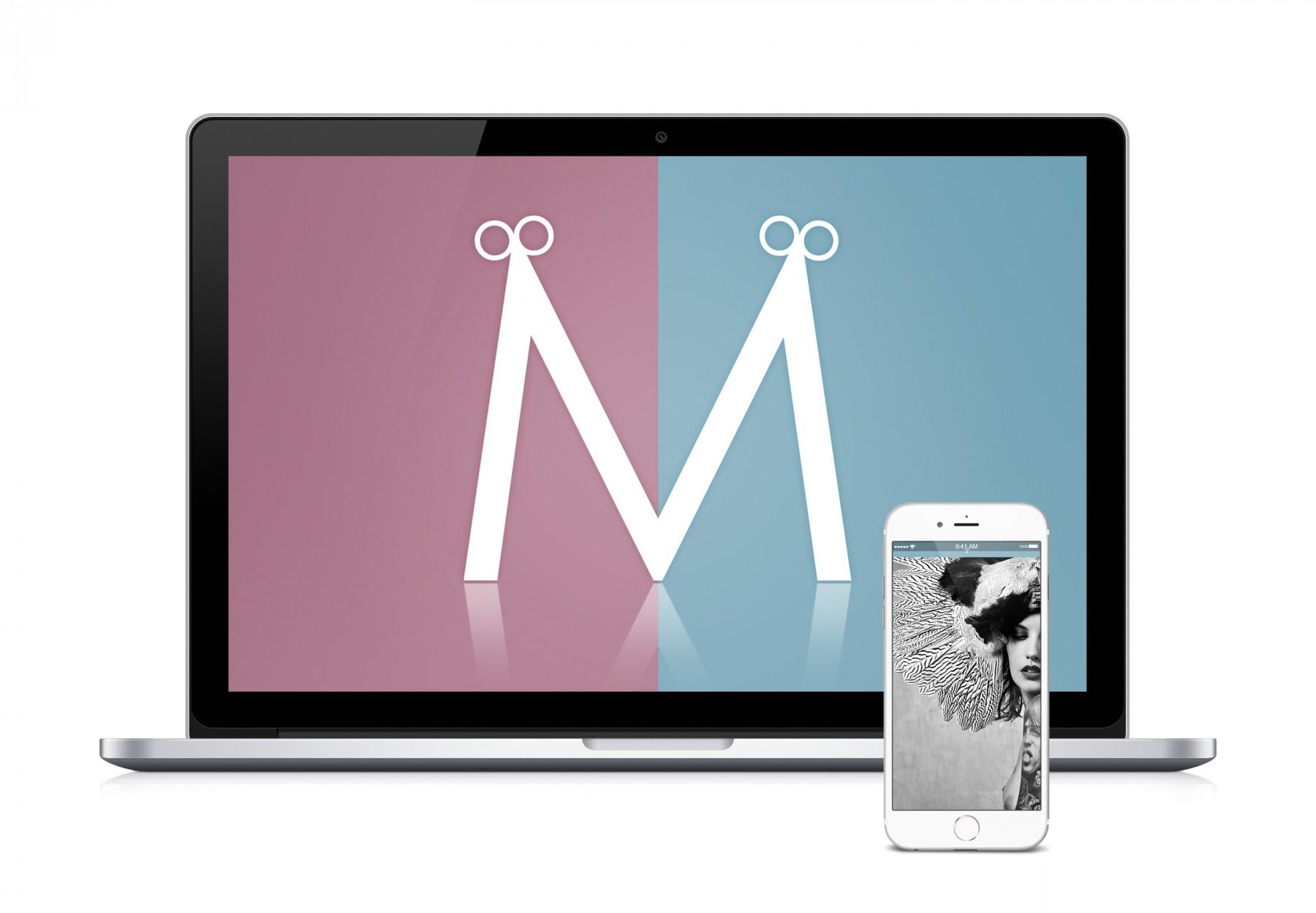 Site internet Fullscreen et responsive pour l